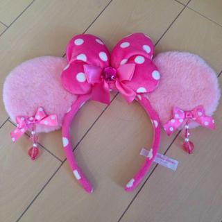 ディズニー(Disney)のミニーちゃん♡カチューシャ(カチューシャ)
