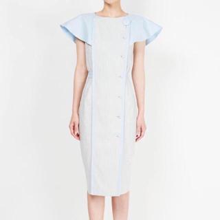 パメオポーズ(PAMEO POSE)の[ミサ0812様 専用 ]新品 PAMEOPOSE BETTA DRESS (ひざ丈ワンピース)