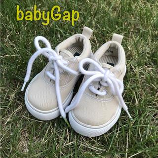 ベビーギャップ(babyGAP)の✴︎babyGap✴︎ベビーギャップスニーカー(スニーカー)