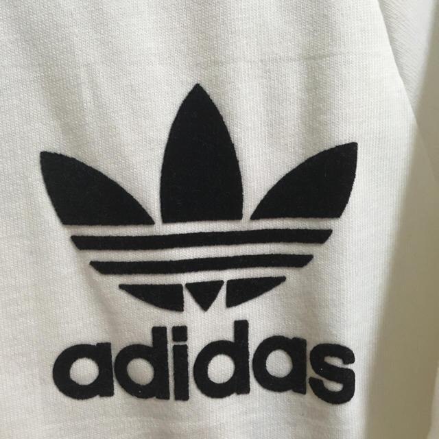 adidas(アディダス)のアディダスオリジナルス ロンT Tシャツ adidas originals メンズのトップス(Tシャツ/カットソー(七分/長袖))の商品写真