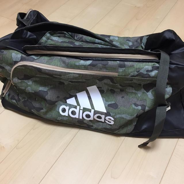 adidas(アディダス)のアディダス 遠征 合宿 ボストンバッグ 75 メンズのバッグ(ボストンバッグ)の商品写真
