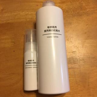 無印 化粧水 敏感肌用. ¥300. 25%OFF¥400. ムジルシリョウヒン(MUJI (無印良品))のcerveza様 専用 無印