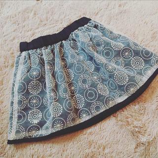 ブリーズ(BREEZE)の新品 チュールスカート(スカート)