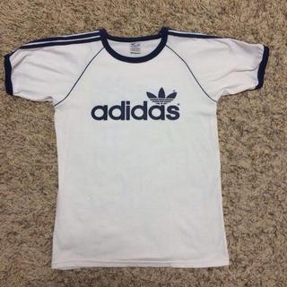 アディダス(adidas)のadidas メンズTシャツ(Tシャツ(半袖/袖なし))