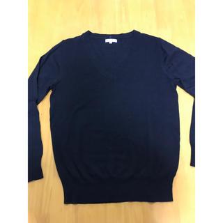 スーツカンパニー(THE SUIT COMPANY)のVネック セーター(ニット/セーター)