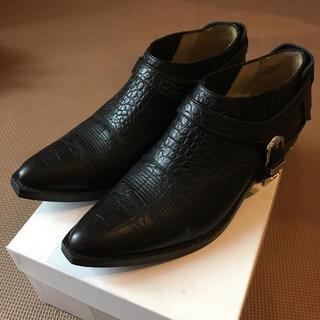 トーガ(TOGA)のtoga pullaサイドゴアシューズ(ローファー/革靴)