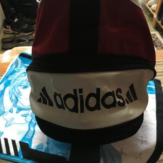 アディダス(adidas)のadidas アディダス 男女兼用新品•未使用品 巨大•スニーカー型肩掛けバック(ウエストポーチ)