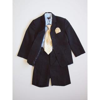 サンカンシオン(3can4on)の☆みにょおん☆様専用 3can4on フォーマル スーツ 110サイズ(ドレス/フォーマル)