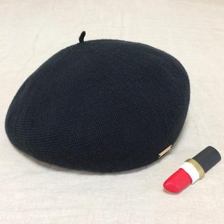 ミラオーウェン(Mila Owen)の🌼ミラオーウェン🌼コットンベレー帽(ハンチング/ベレー帽)