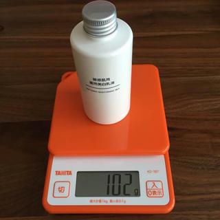 ムジルシリョウヒン(MUJI (無印良品))の無印良品 化粧水 乳液(化粧水 / ローション)