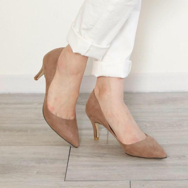 PLAIN CLOTHING(プレーンクロージング)のパンプス レディースの靴/シューズ(ハイヒール/パンプス)の商品写真