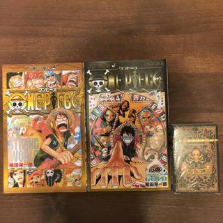 【ONE PIECE】ワンピース 0巻 777巻 トランプ セット 映画 非売品(少年漫画)