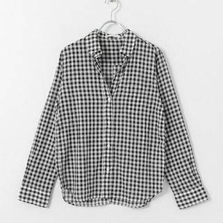 アーバンリサーチ(URBAN RESEARCH)のコットンギンガムチェックシャツ(シャツ/ブラウス(長袖/七分))